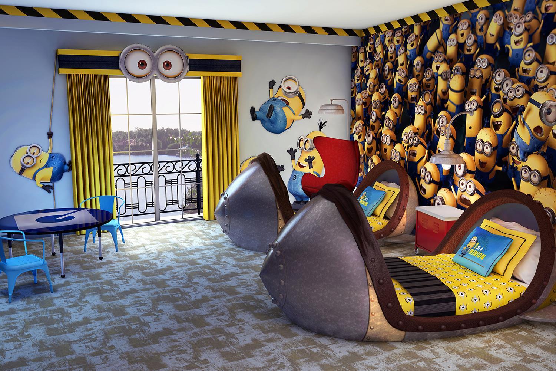 minion bathroom set. 977615 10151483168872852 12678164 o Loews Portofino Bay adds Despicable Me themed Kids Suites