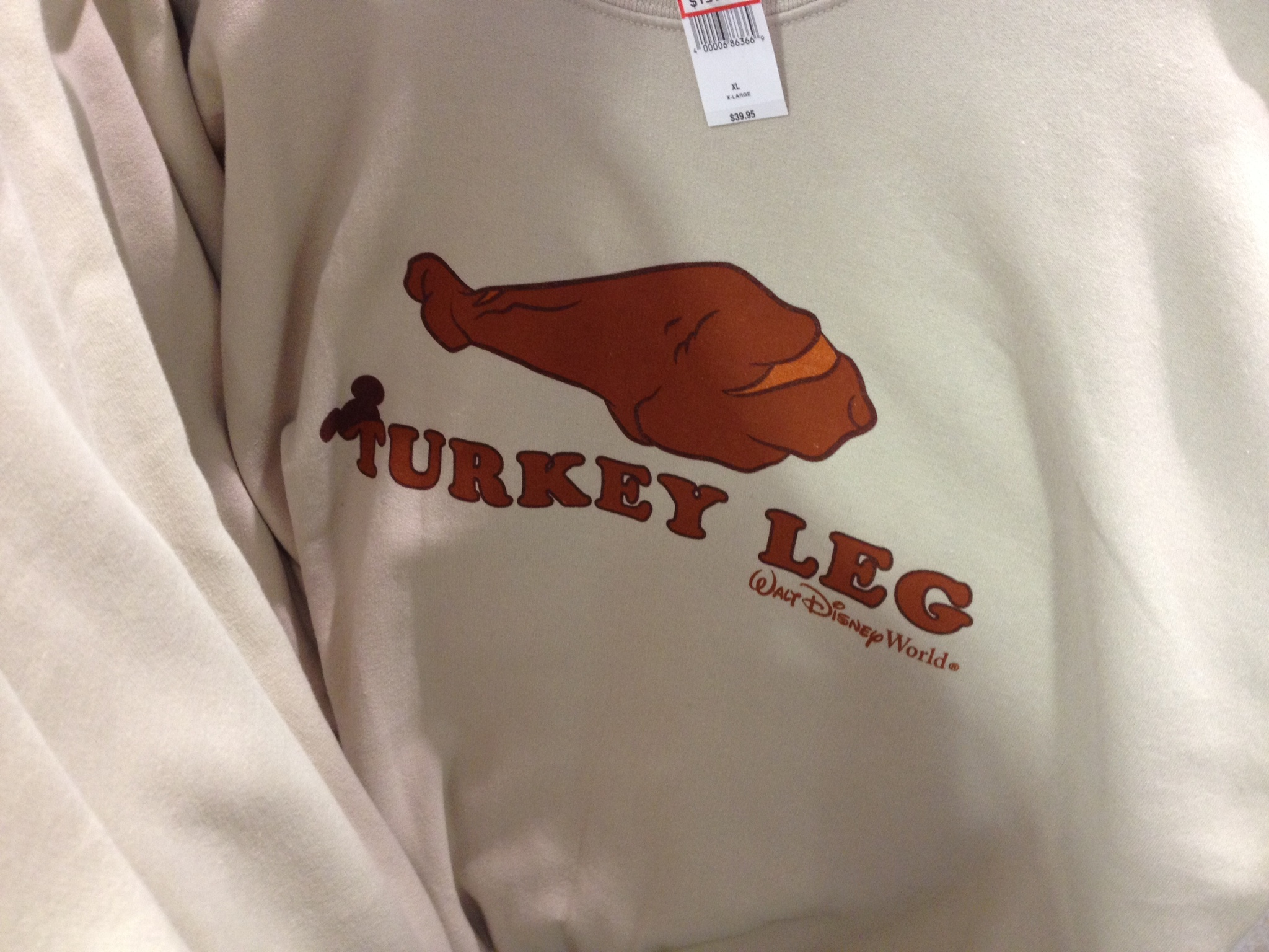 Turkey Leg Sweatshirt