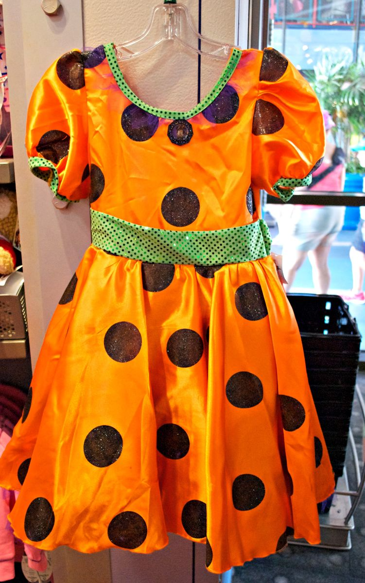 Minnie Witch Dress