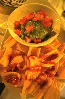 Guacamole Appetizer