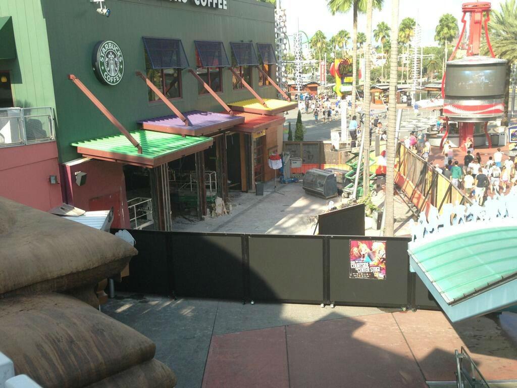Dining Updates From Universal Orlando Resort