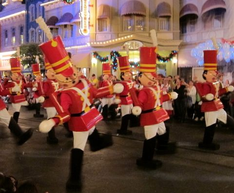 You do not need a Park Hopper ticket for Mickey's Very Merry Christmas Party.