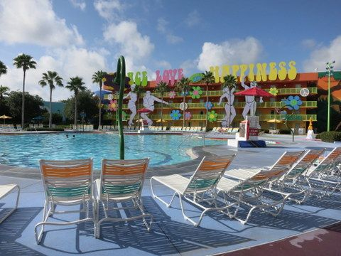 The value resorts can be a good money-saving option for many guests.