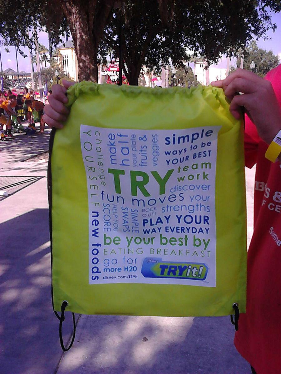 TRYathlon Bag