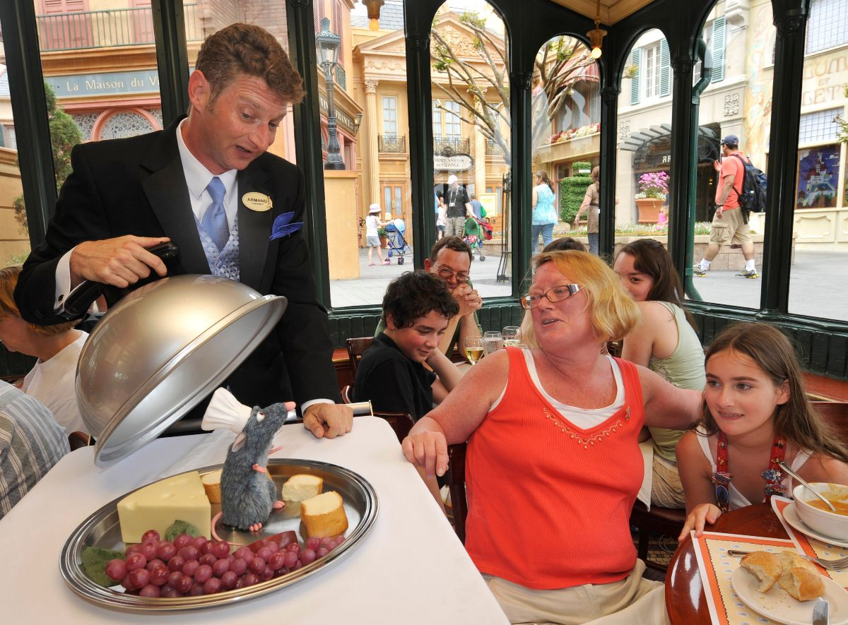 Touring Plans Epcot Dining