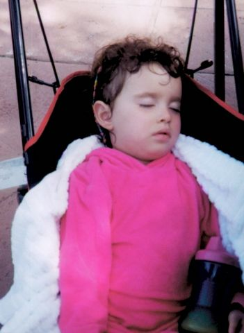 When deciding what type of stroller you'll need, consider whether your child might nap in the stroller
