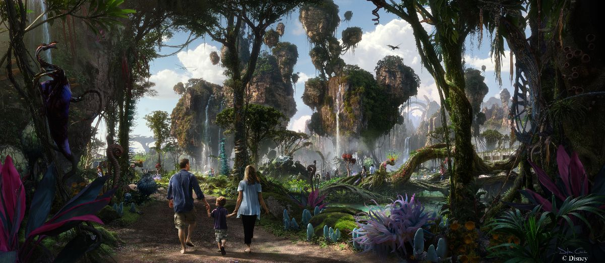 Pandora - The World of Avatar Opening Date
