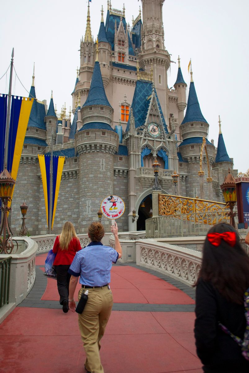 Cinderella Castle Suite Tour