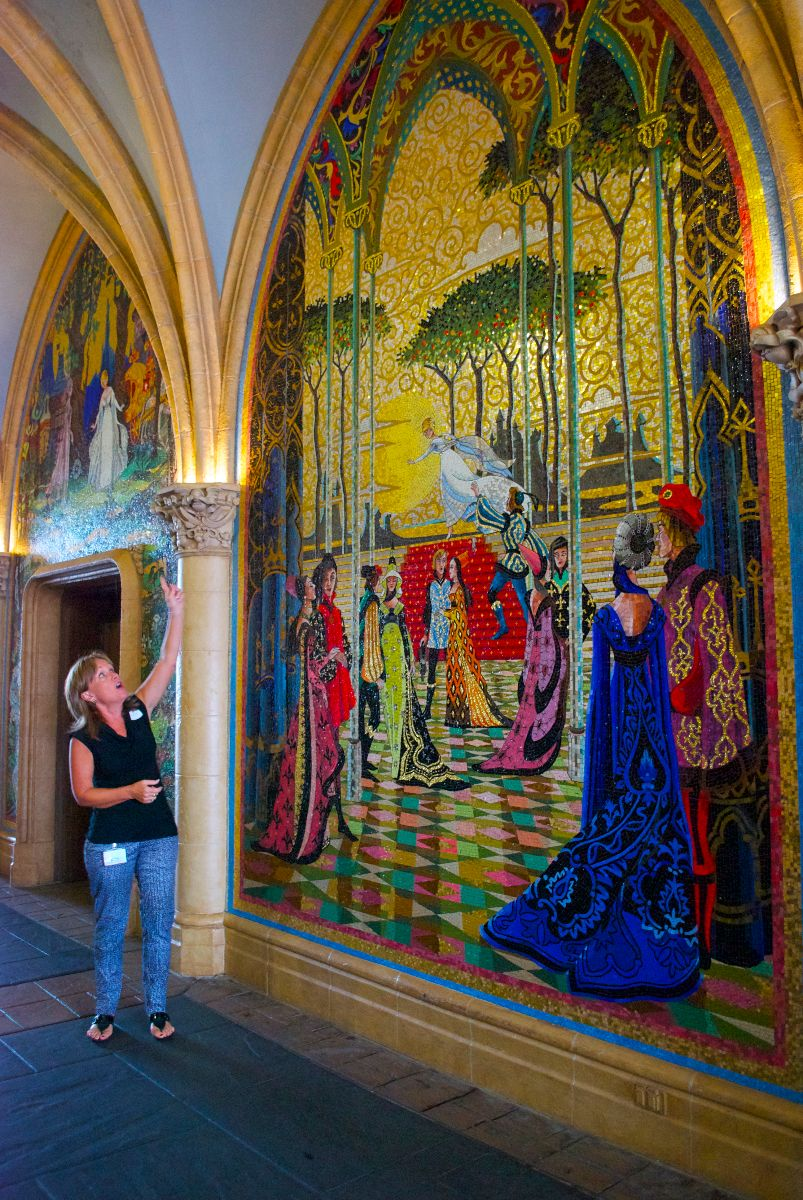 Apartment Inside Cinderella S Castle observations from the magic kingdom: special edition - the