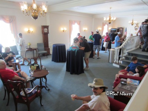 Chase Lounge at the Epcot Food and Wine Festival