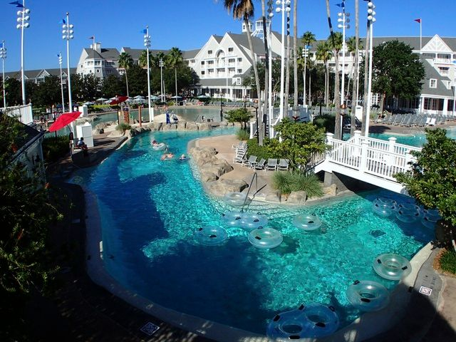 Get To Know Stormalong Bay At Disney S Yacht Amp Beach Club