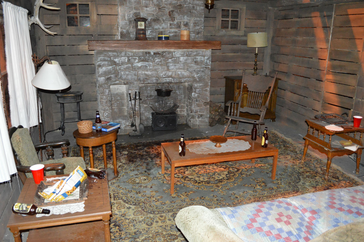 cabinroom
