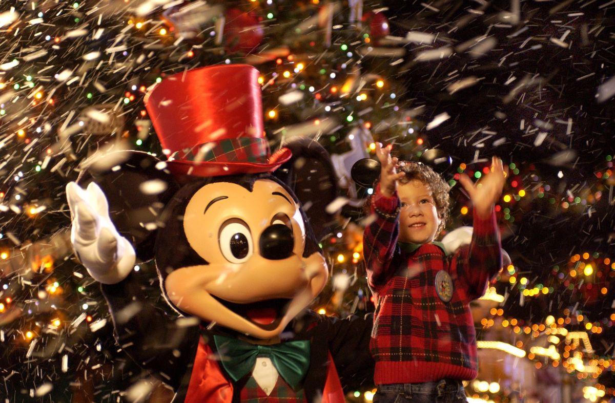 thanksgiving and christmas dining at walt disney world