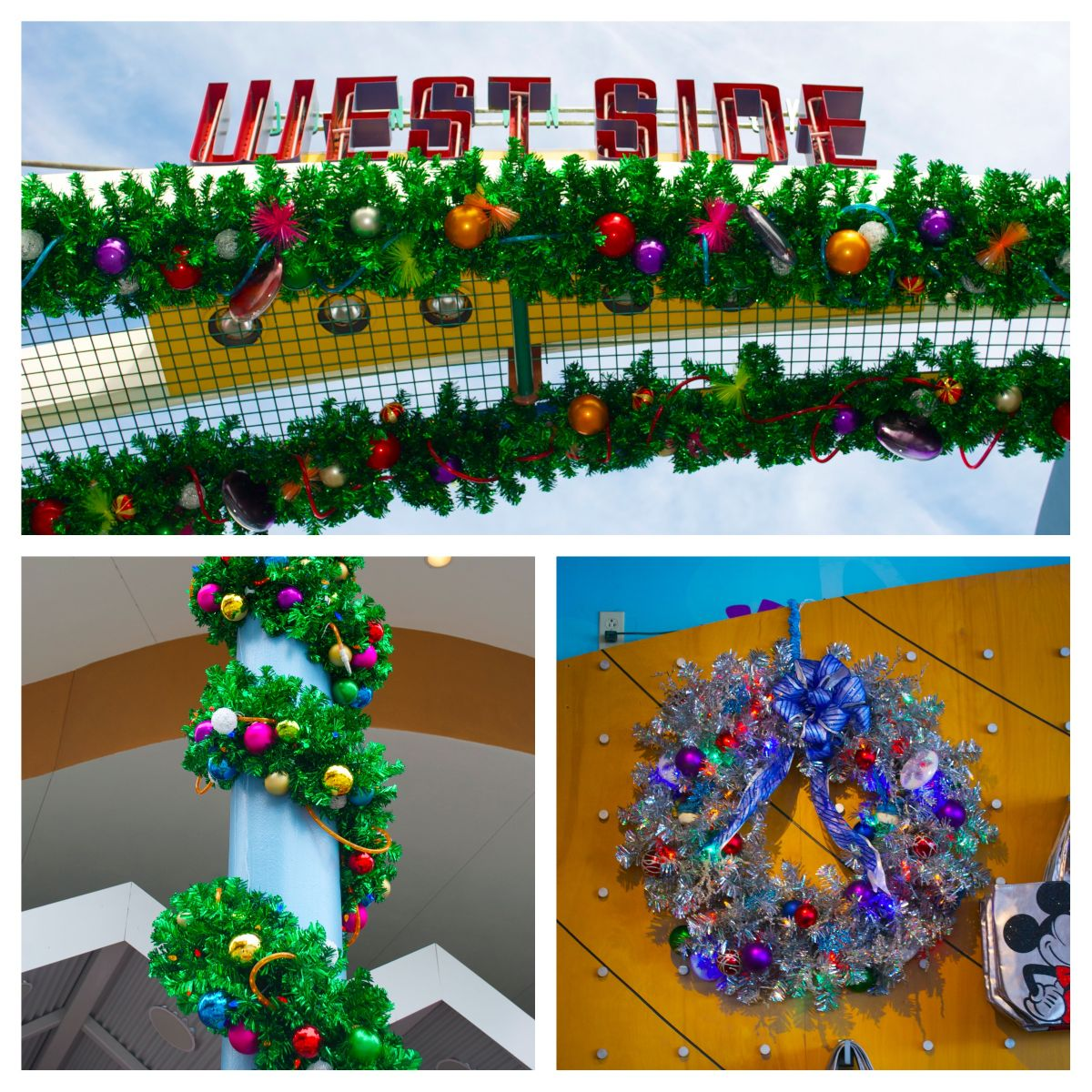 Christmas Deco Collage 2013