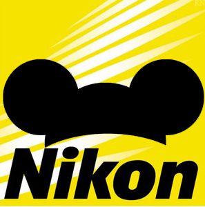Nikon Mickey
