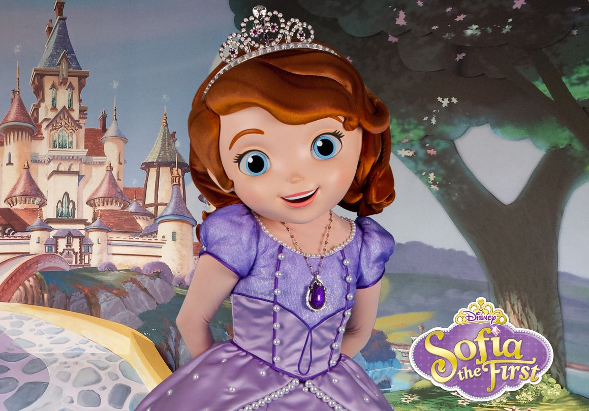 Sofia the First Joining Disney Junior Play 'n Dine