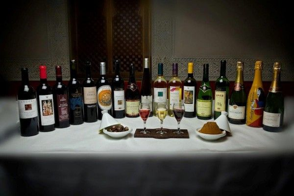 Spice Table Road Wines Available