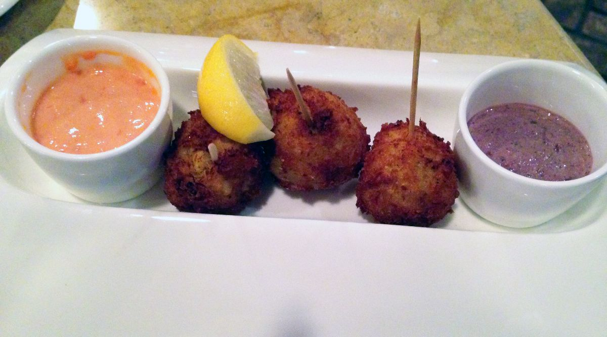 Salted Cod Croquettes from Spice Road Table