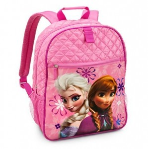 New Frozen Backpack available at disneystore.com