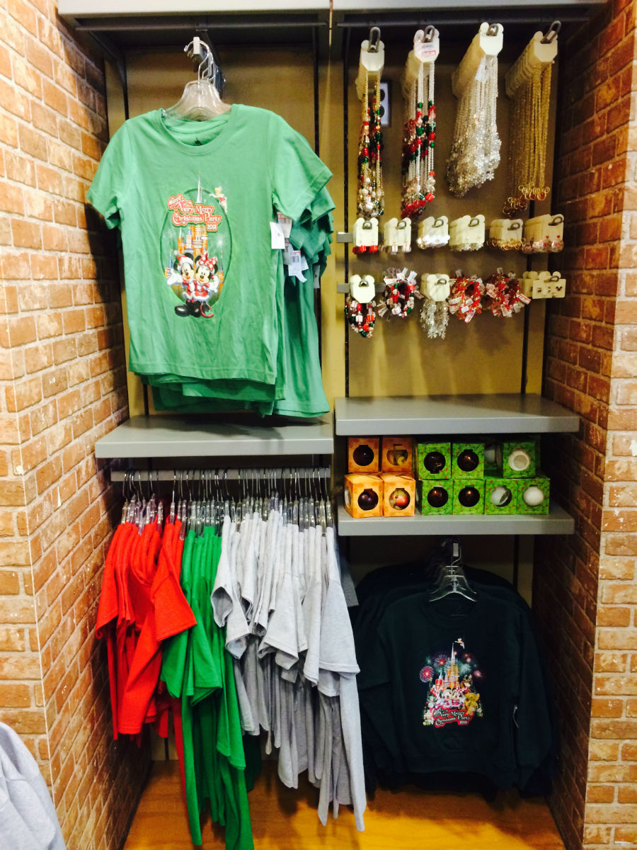 Mickeys Very Merry Christmas Party Merchandise.January 2014 Photo Report Of The Disney Outlet Store