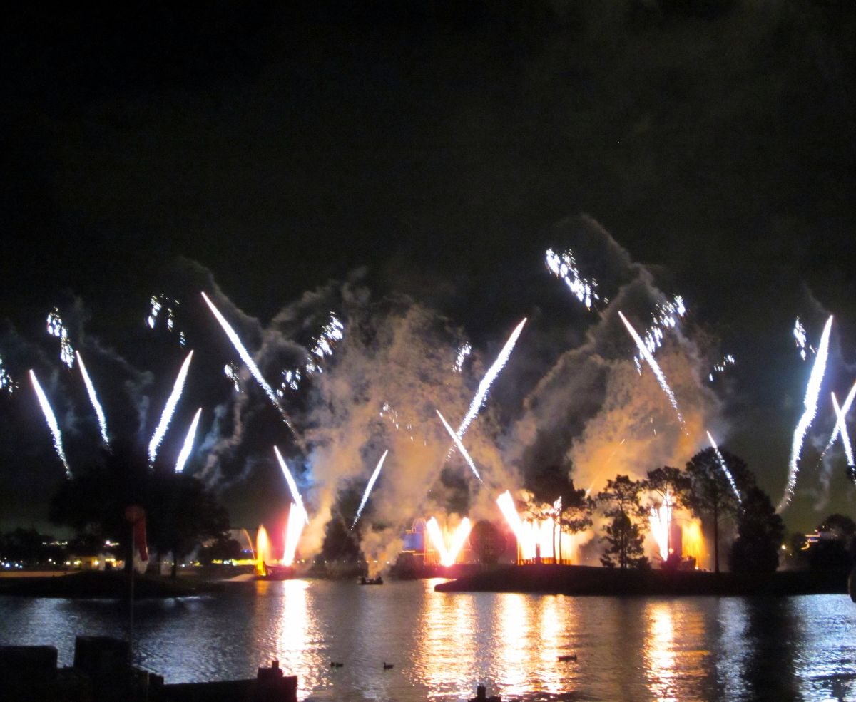 IllumiNations from Spice Road Table