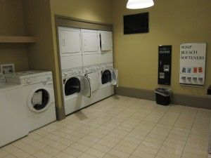 All the Disney resort hotels have laundry facilities available for guest use.