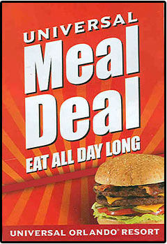 Universal Meal Deal