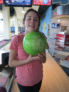 A discount at Splistville doesn't mean much if you're not going to bowl.