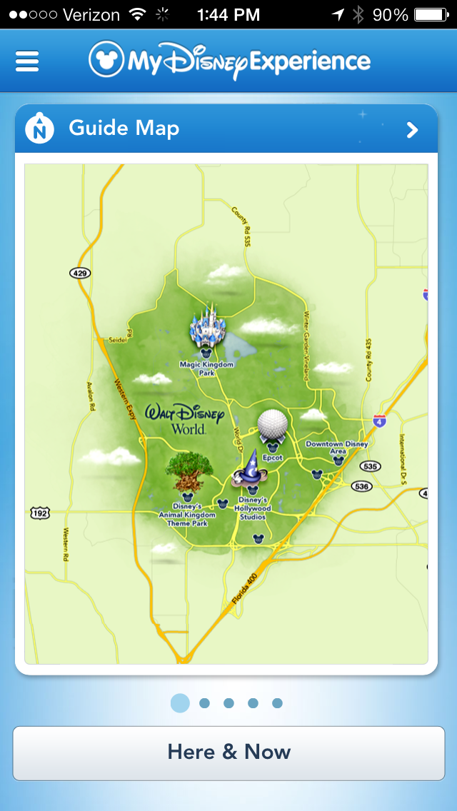 Disney upgrades my disney experience app old version disney new version gumiabroncs Image collections