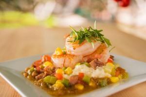 Florida Fresh Shrimp Debuts at Epcot Garden Fest