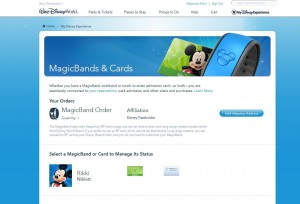 MagicBand Process for Annual Passholders