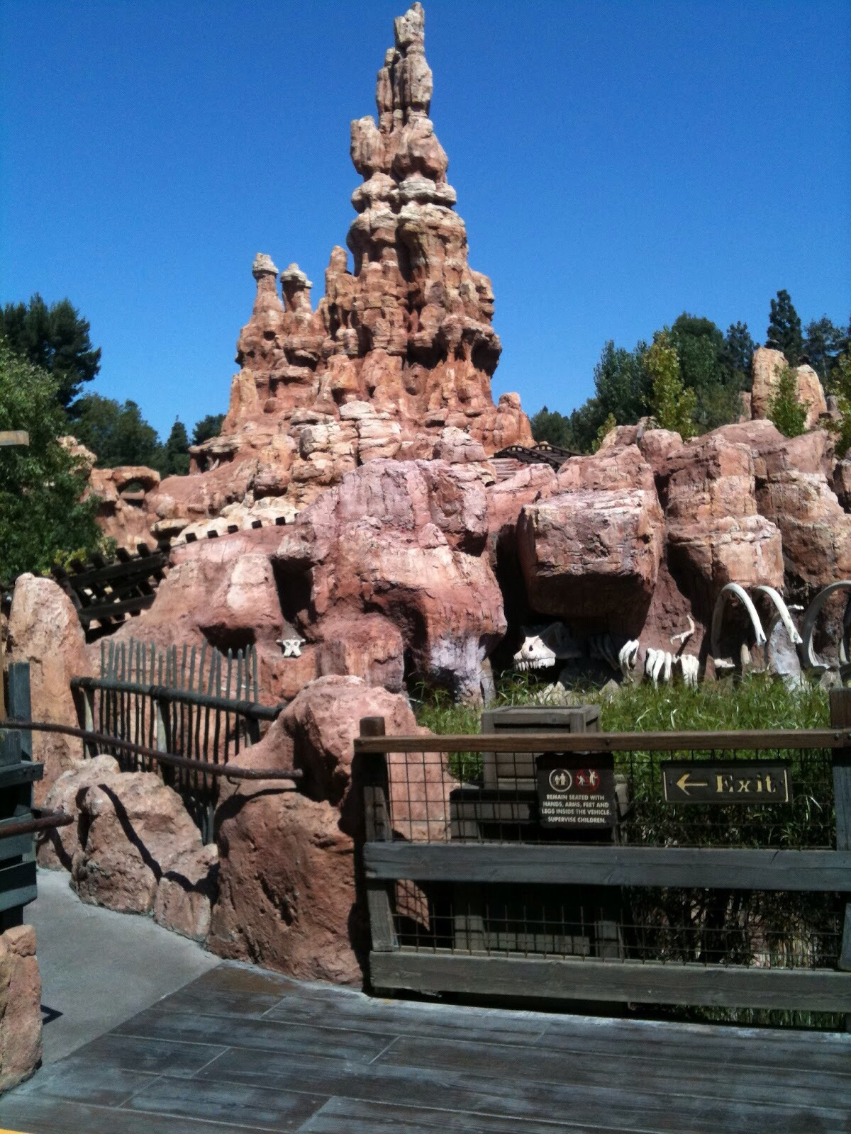 Disneyland's Big Thunder Mountain Railroad reopening is set for March 17