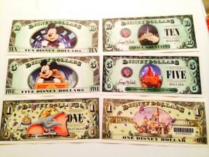 Save Money On A Disney World Vacation
