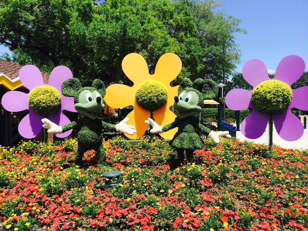 downtowndisney_flowerandgarden