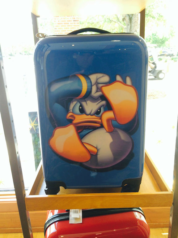 Downtowndisney Luggage