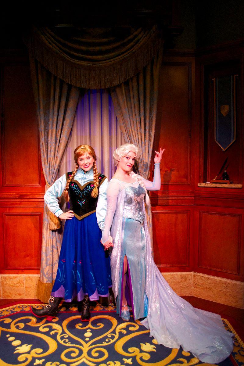Frozen Princess Meet and Greet