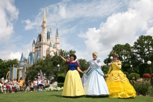 Princesses meet at Walt Disney World  Photo-Disney