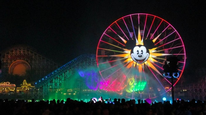Disneyland Resort offers a host of new experiences for the Disney World veteran, such as World of Color at Disney California Adventure.