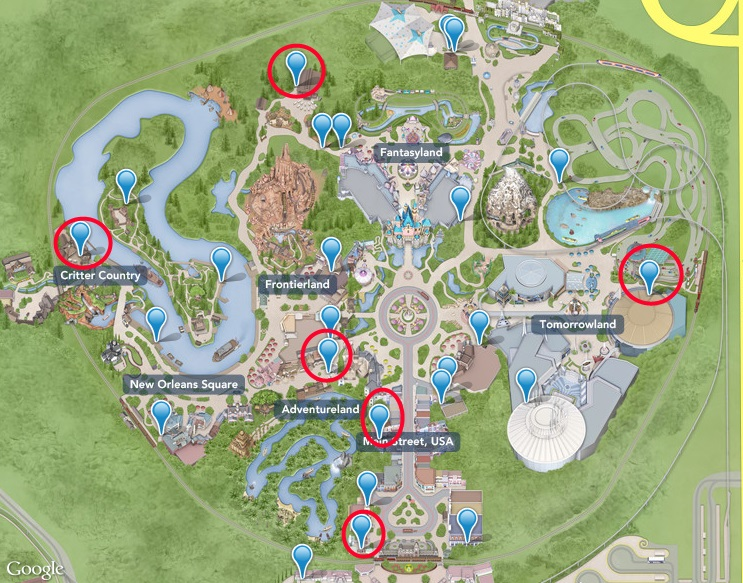 More Potty Talk: Best Disneyland Restrooms - TouringPlans ...