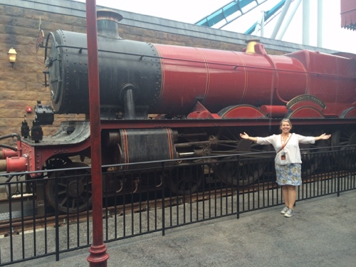 Hogwarts Express review