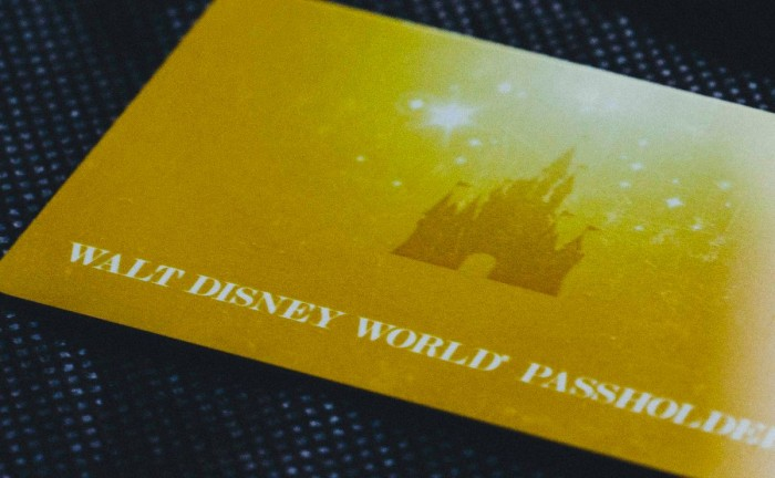 Annual Passholder Discount Card