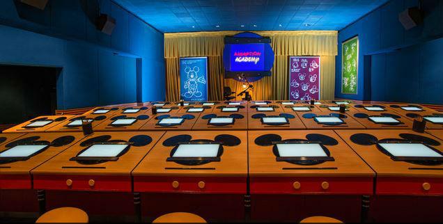 Animation Academy (c) Disney