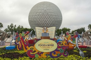 Epcot Food & Wine