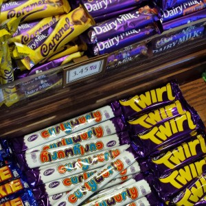 Candy bars make a classic united kingdom snack including twirl dairy milk, curly wurly