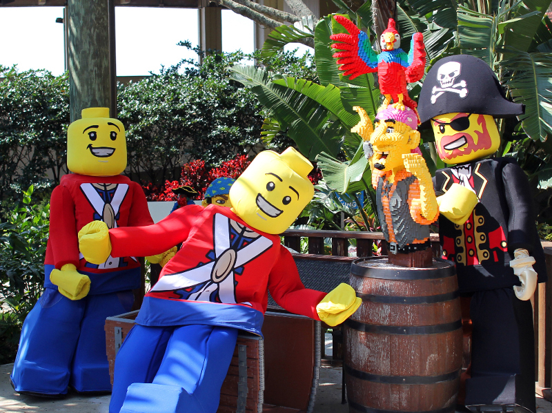 Legoland Orlando Review for Adults
