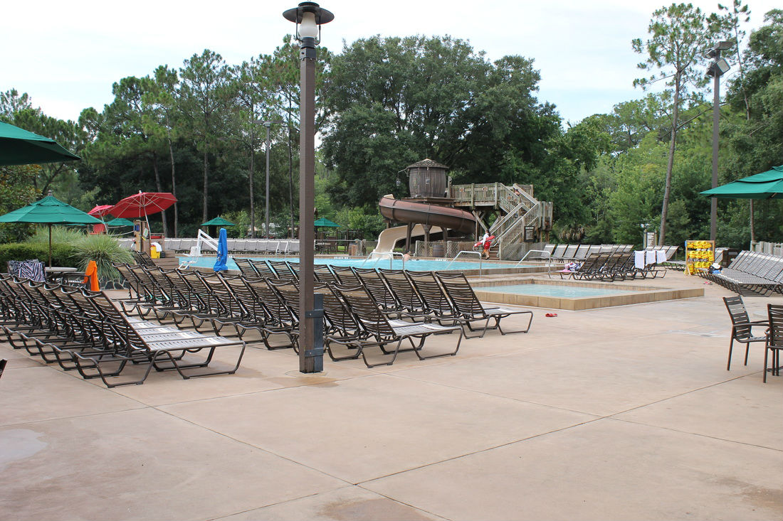 Camping at disney world blog for Meadow swimming pool fort wilderness