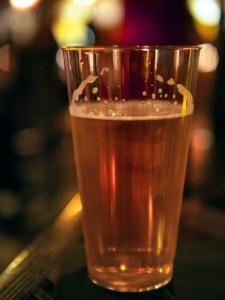 Desperado Beer at La Cava