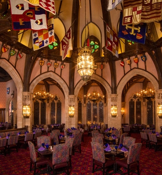 Cinderellas Royal Table Vs Be Our Guest Restaurant TouringPlans - Magic kingdom table service restaurants