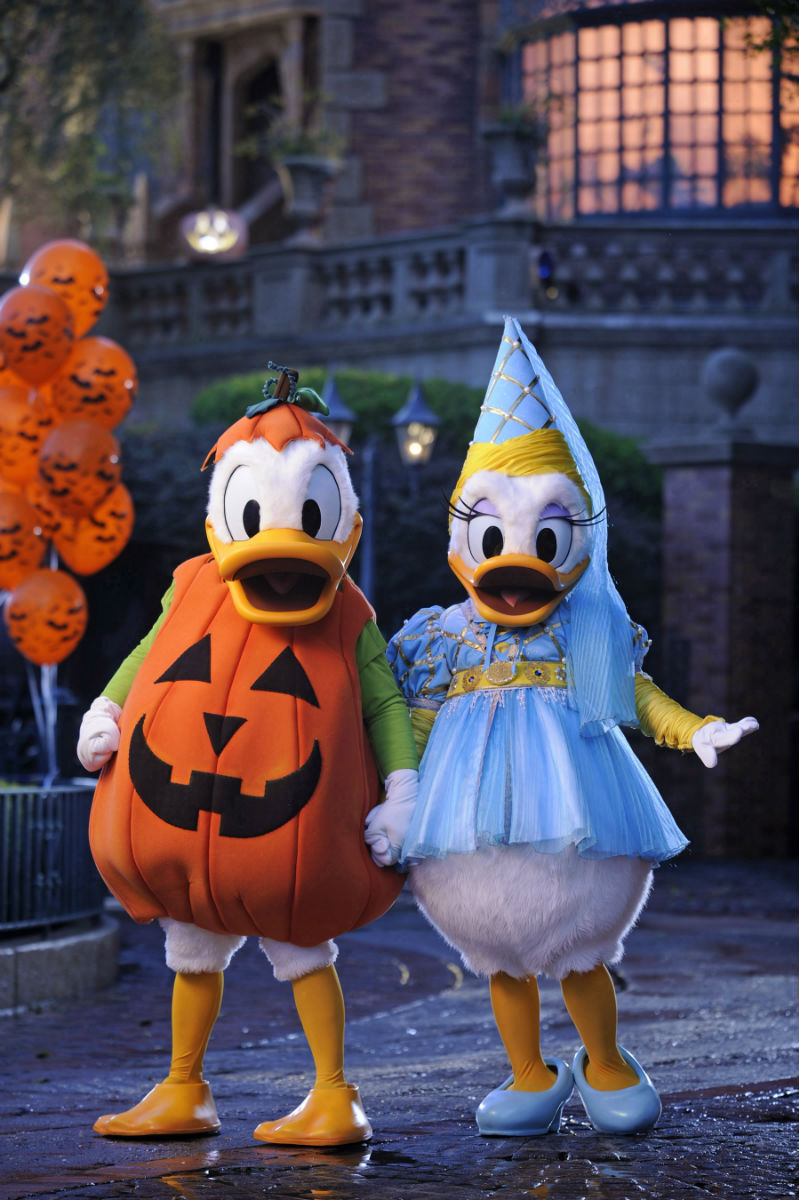 2014 Mickey's No- So-Scary Halloween Party (MNSSHP): what to ...
