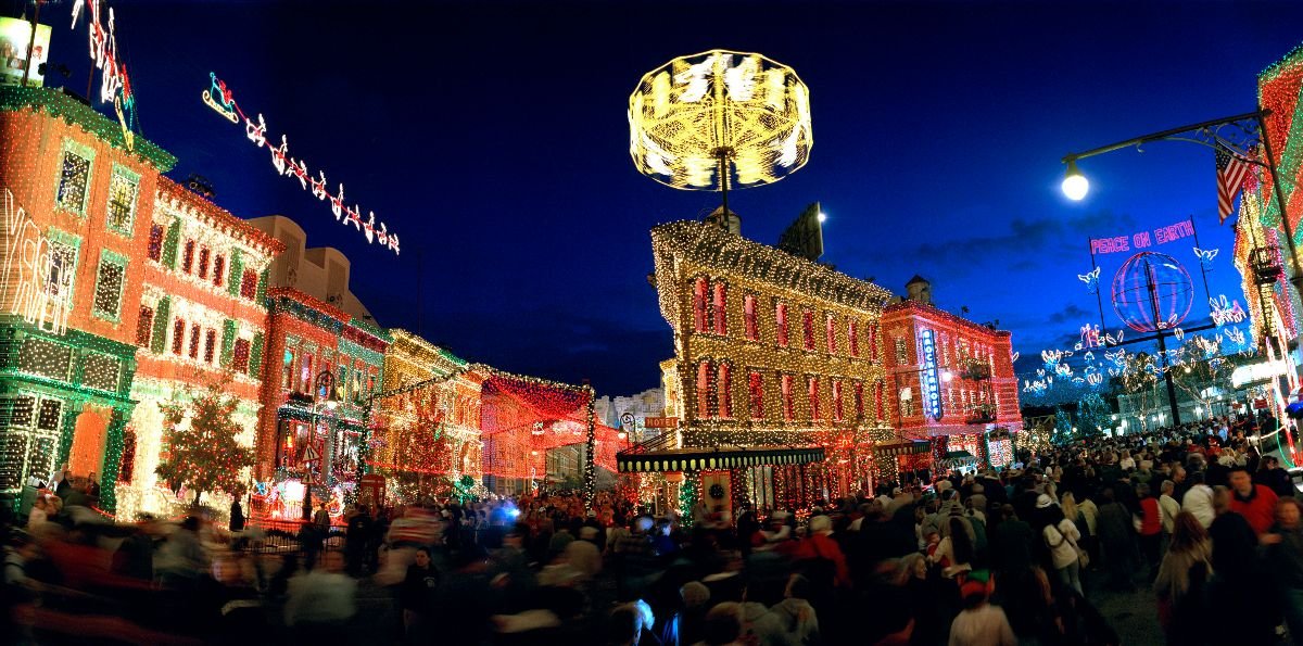 The Osborne Family Spectacle Of Dancing Lights Dates Released